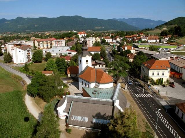 Evropska sredstva za izgradnjo komunalne opreme v poslovni coni v Polzeli