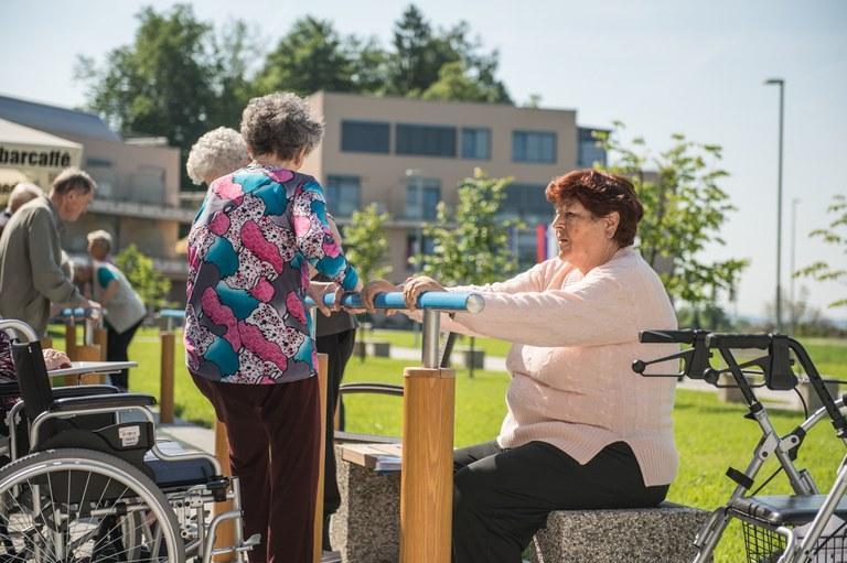 Sredstva Evropskega socialnega sklada za aktivno in zdravo starost