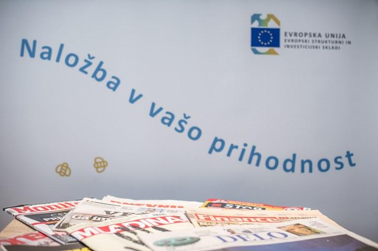 Vlada se je seznanila s poročilom o izvajanju evropske kohezijske politike 2014–2020 v obdobju od januarja 2014 do konca junija 2019